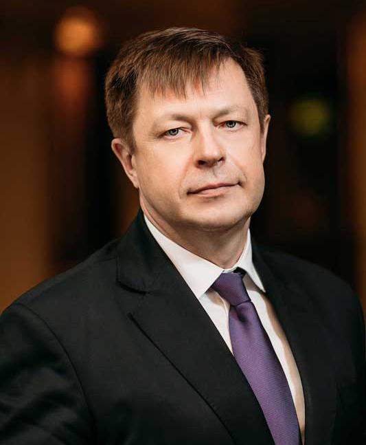 Директор ростовского филиала Первой грузовой компании Вадим Жуков