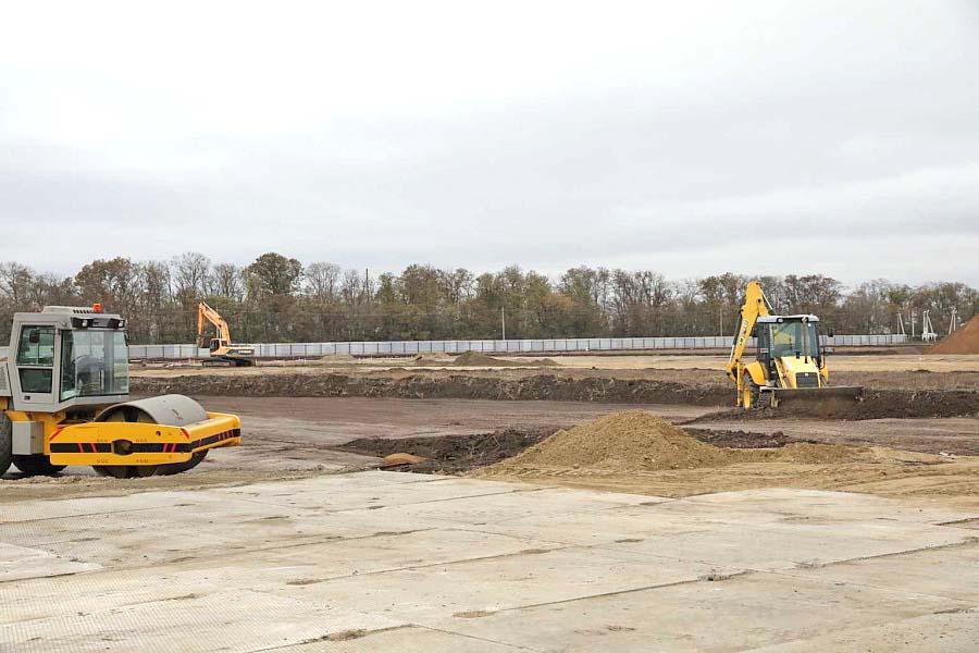 Объем инвестиций в строительство центра составит 1 млрд рублей
