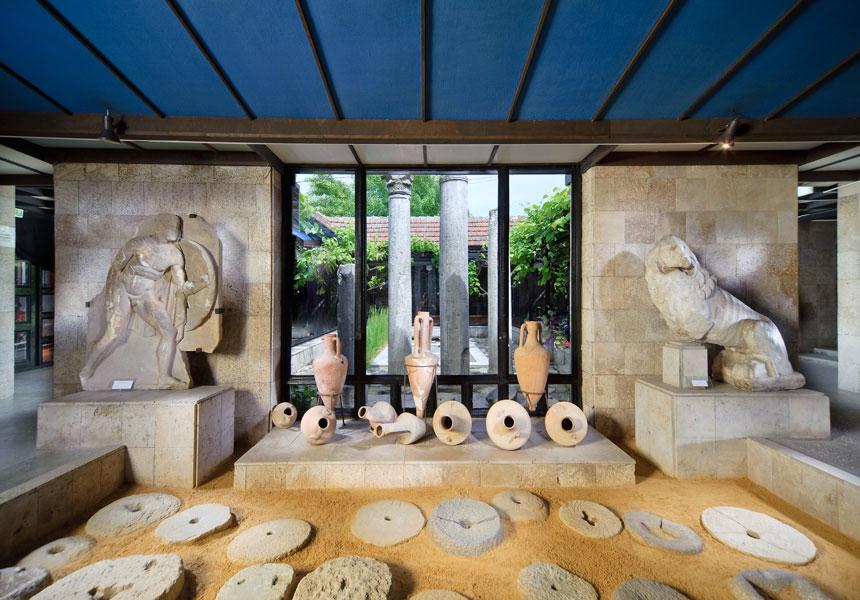 Благодаря проекту «Золотое кольцо Боспорского царства» Кубань стала известна как один из центров античной цивилизации