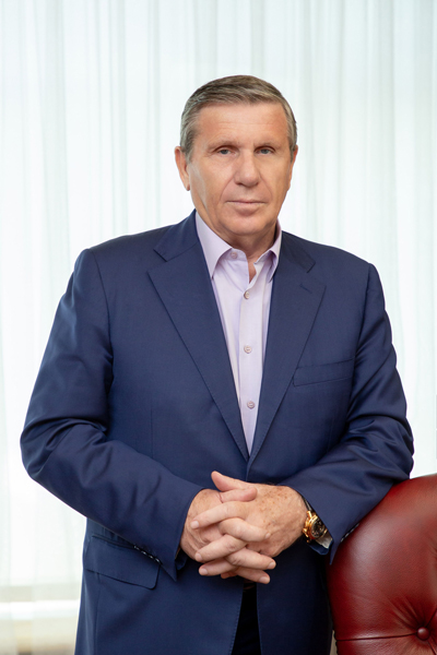 Виктор Бударин, руководитель Краснодарского регионального отделения Российского союза промышленников и предпринимателей