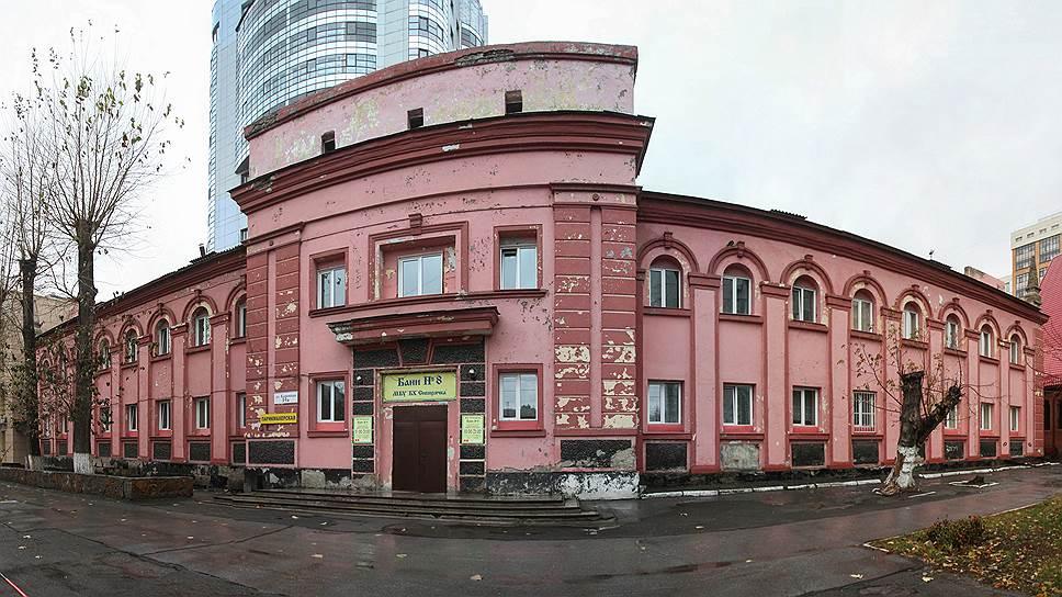 Чистая концессия / Баню в центре Новосибирска реконструируют московские Сандуны