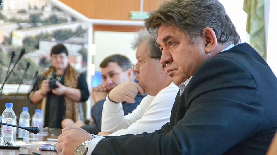 Бердск сложил главу на конкурсе / И. о. мэра Андрея Михайлова отстраняют от управления городом