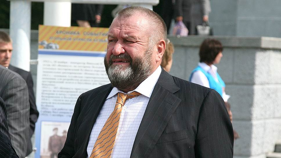 У Александра Щукина богатый опыт  по санации проблемных угольных активов