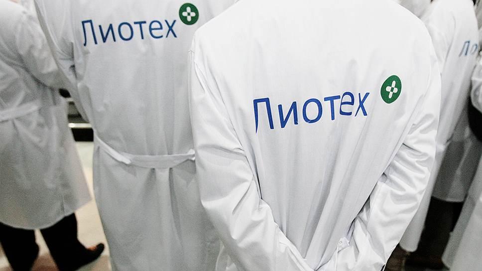 «Роснано» придаст  ускорение «Лиотеху» за счет вывода производственных активов в чистую незакредитованную компанию