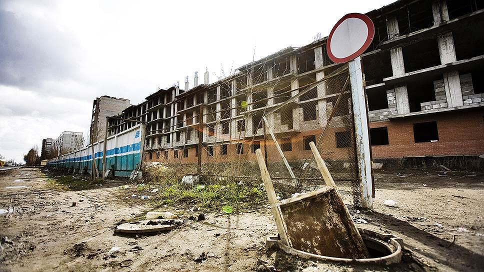 Около 900 млн руб. похитило руководство «Сумета» у дольщиков