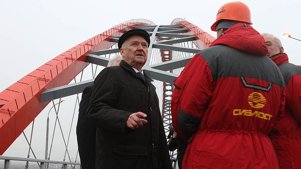 «Сибмост» готов помочь своему основателю Альберту Кошкину рассчитаться с долгами