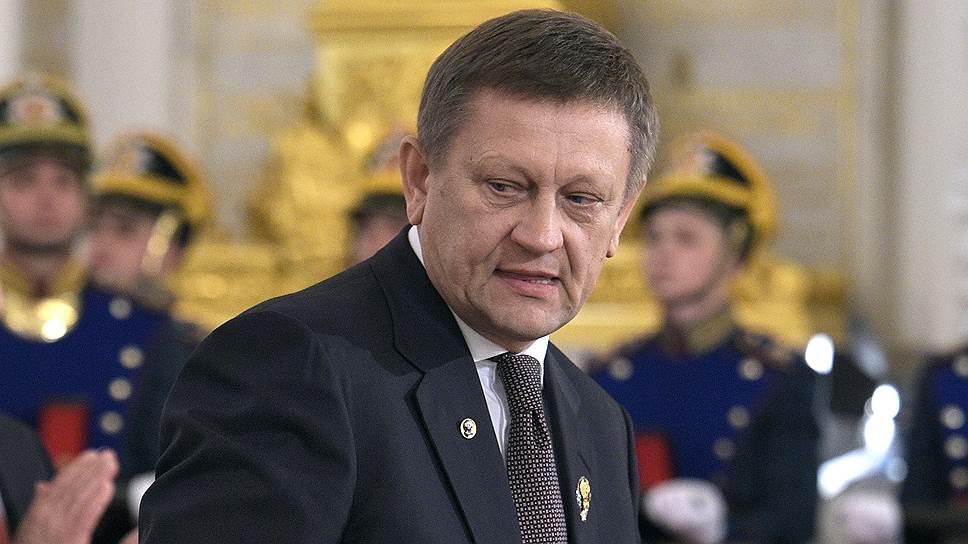 Дело в отношении Александра Караськова правоохранительные органы возбудили сразу после снятия с него полномочий депутата новосибирского заксобрания