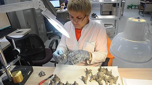 Протезы по китайскому рецепту // В Юрге наладят производство имплантов для травматологии и ортопедии