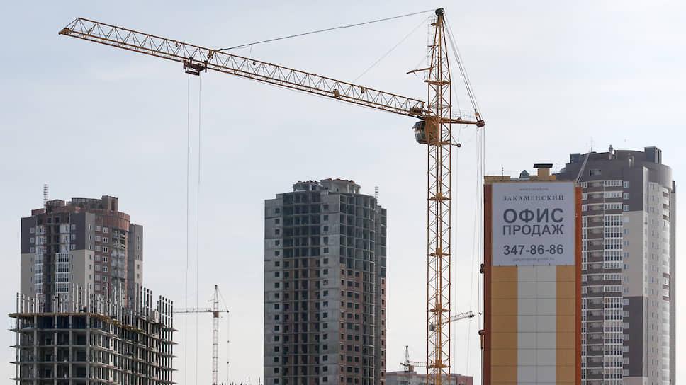 Дома, строительство которых начинал «Неоград», заканчивают другие компании