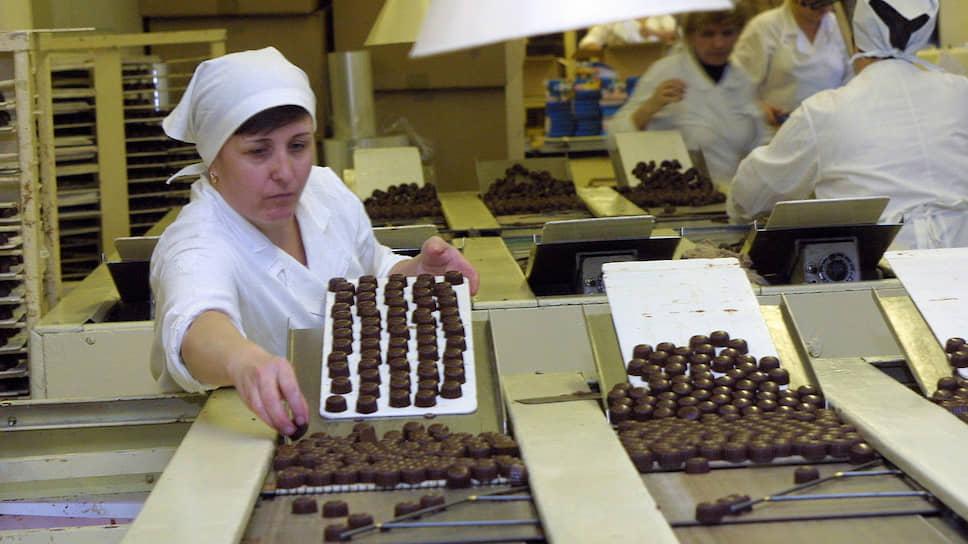 Новосибирский  завод Mondelez   выставлен на продажу, эксперты оценивают его стоимость до 500 млн рублей
