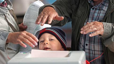 Выборы скоммунистическим приветом  / В Иркутской области и Бурятии подвели итоги голосования на выборах в Госдуму