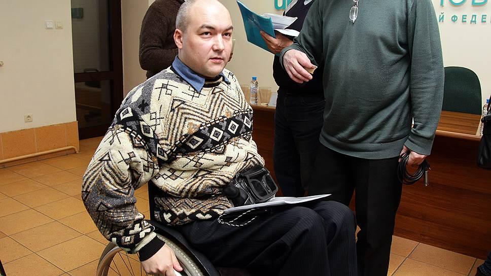 Первым подопечным Комитета был нижегородец Алексей Михеев, он стал инвалидом после пыток в милиции