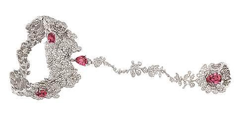 Почерк кутюрье  / Лидия Агеева о кружевах Dior