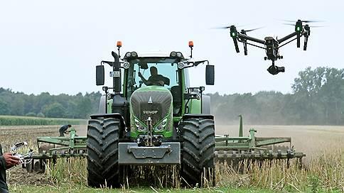 Зерно течет по проводам  / Продукт