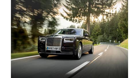 Средство медитации  / Евгения Милова о Rolls-Royce Phantom VIII