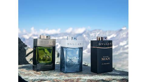 Флакон льда  / Натела Поцхверия о воздушном аромате Bvlgari