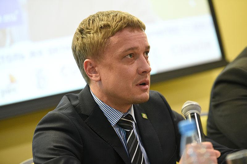 Исполнительный директор по развитию Муниципальной новосибирской аптечной сети Максим Лесников