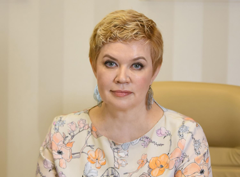Председатель Сибирского банка ПАО Сбербанк Татьяна Галкина