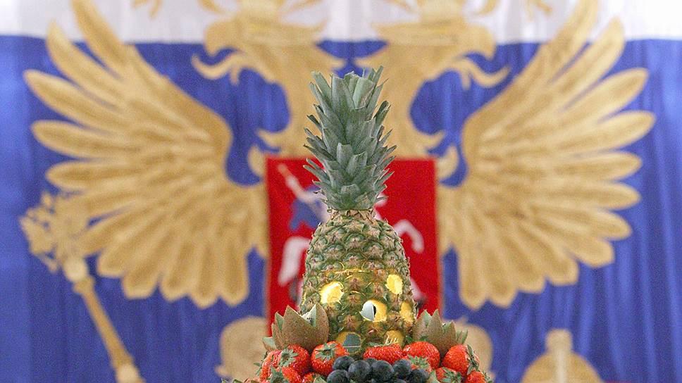 Неурожай импорта / Приволжские таможенники отчитались опадении поставок из-за эмбарго