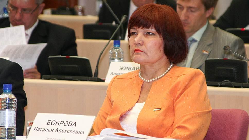 Экс-депутат Самарской губдумы Наталья Боброва не надеется на победу в областном суде и намерена дойти до Конституционного и Верховного судов