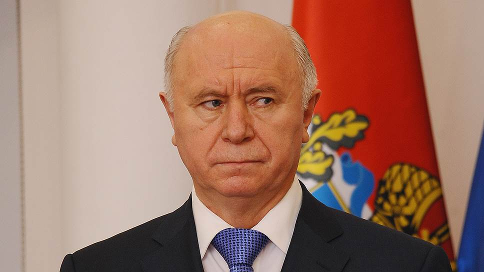 Николай Меркушкин последовал примеру президента, сократив зарплаты себе и своим подчиненным