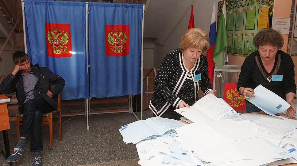 «Медведям» оказали услугу / Праймериз «Единой России» привели кпересчету голосов