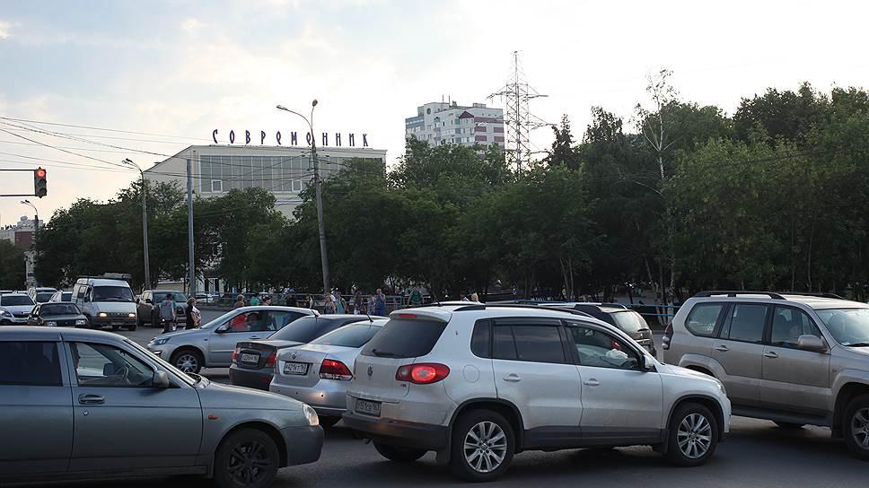 На Ново‑Садовой врамках реконструкции врайоне «Современника» появится кольцевая развязка