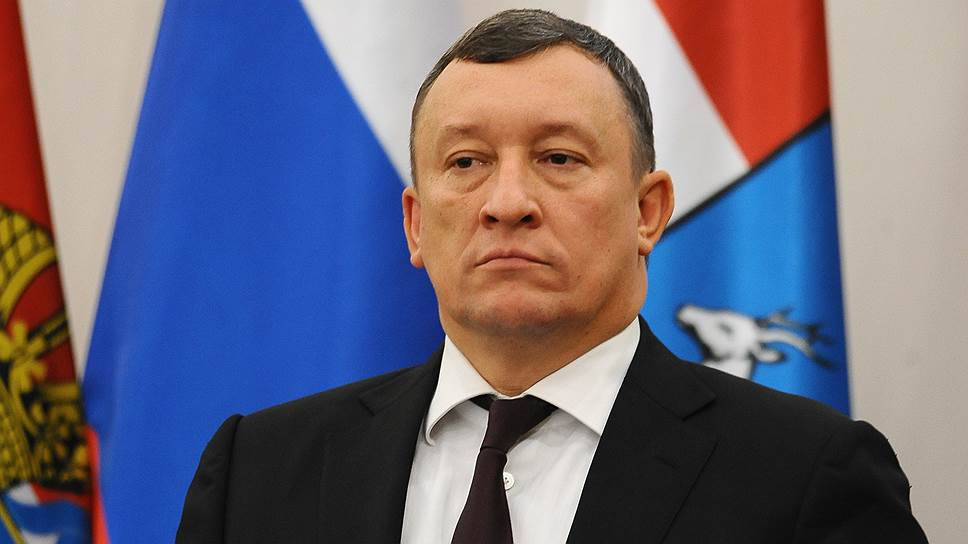 Александр Фетисов променял депутатский мандат на кресло заместителя председателя правительства Самарской области