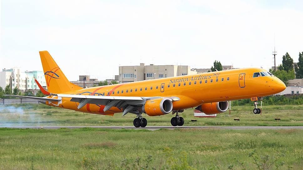 «СарАвиа» ищет новый аэродром / Авиаперевозчик принял решение сменить регион регистрации юридического лица
