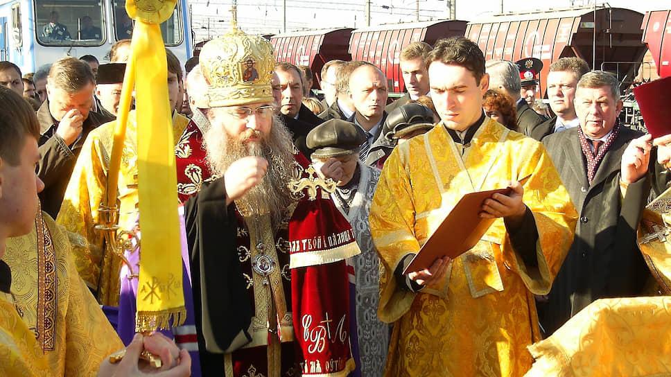 При митрополите Лонгине вСаратовской области заметно выросло количество церквей