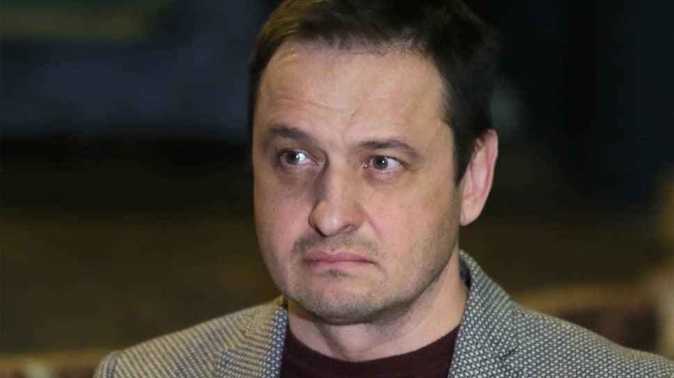 Руководитель ГАУ СО «Арена» Игорь Поваров