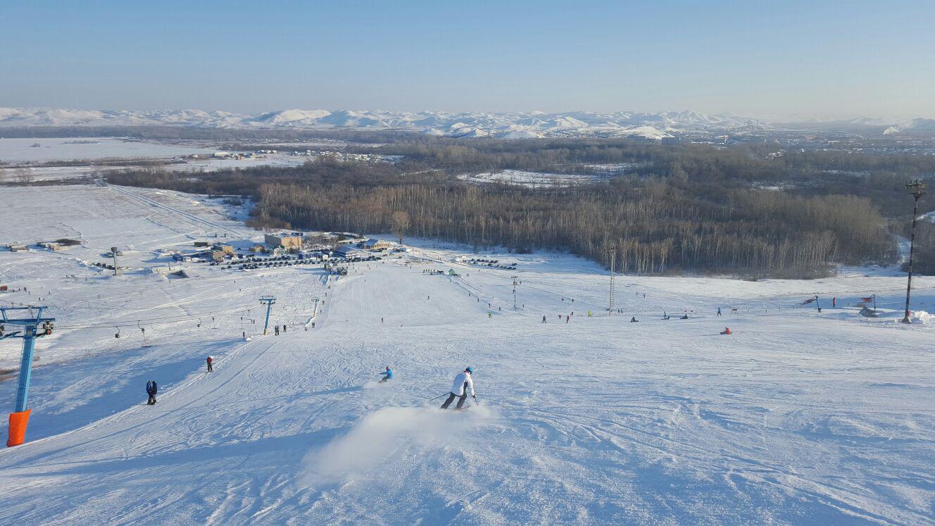 Популярность горнолыжного комплекса «Долина» в Оренбургской области растет с каждым годом
