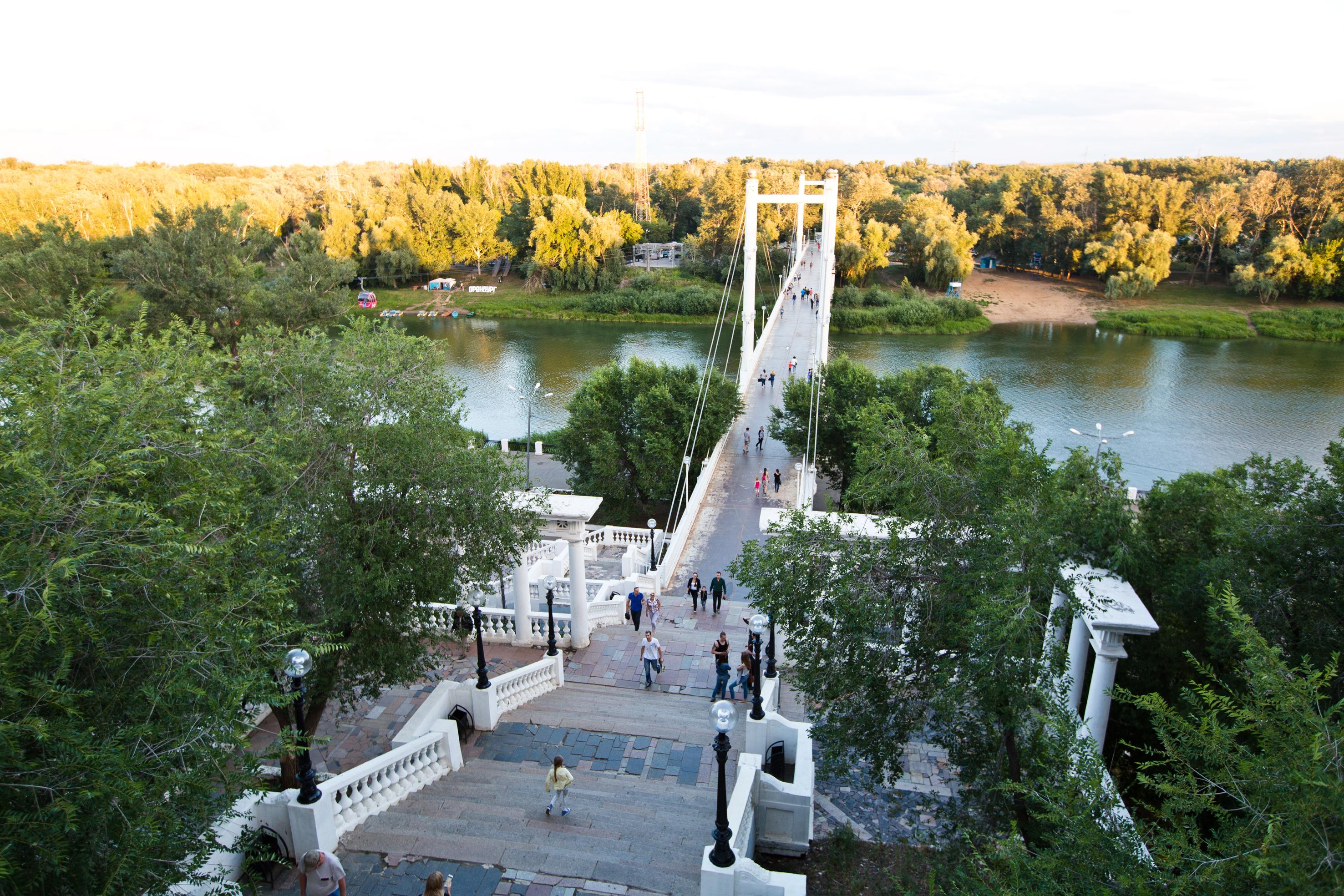 Город на реке Урал славен своими музеями, а также уникальными памятниками культуры и архитектуры