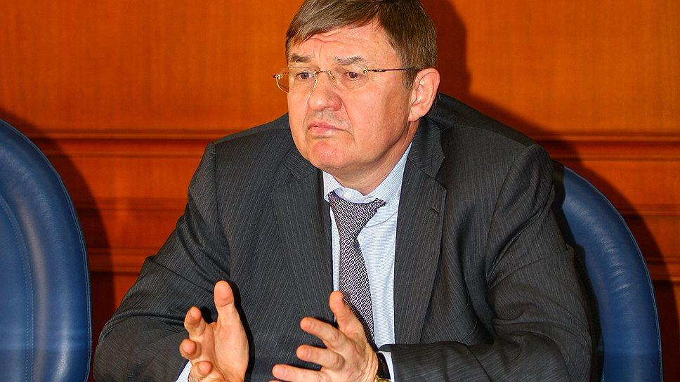 Бывший владелец  ЗАО «ГК «Электрощит-ТМ Самара»  Андрей Половинкин незнает, чем вызван повышенный интерес налоговиков ккомпании
