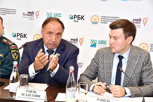 Раиль Асадуллин, депутат Госсобрания Башкирии