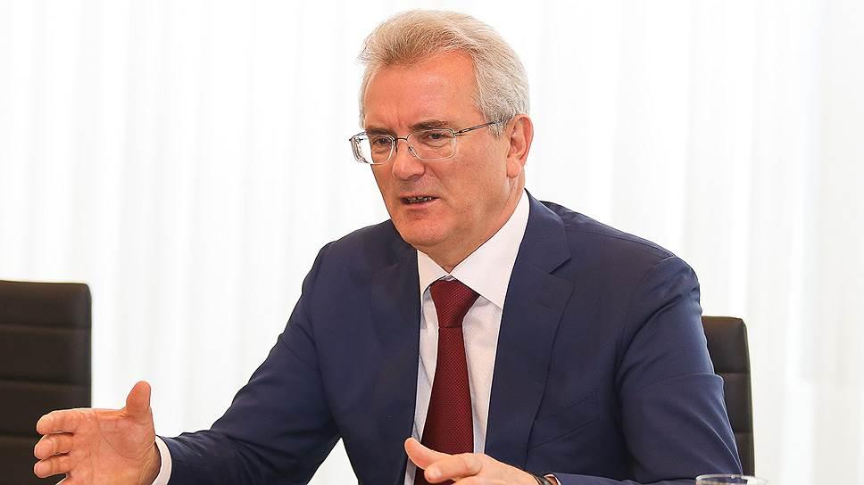 Иван Белозерцев, как иобещал, возглавил предвыборную «тройку» «Единой России» навыборах взаксобрание