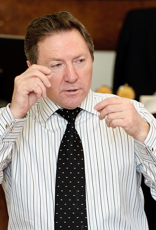 Олег Королев: «Всегда знал, что институт власти не совершенен»
