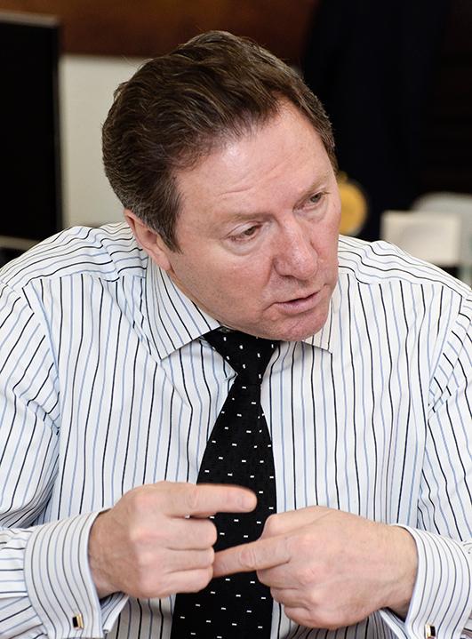 Олег Королев: «Слова нужны для того, чтобы скрывать свои мысли»