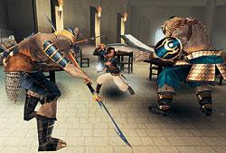 Авторы «Prince of Persia 2: Sands of Time» знали, что продаваться будет не сама игра, а фантазии и воспоминания тех, кто играл в ее первую часть