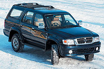 Great Wall Safe SUV G5