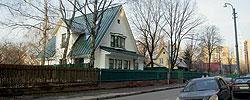 """...а готовые особняки предлагают уже по """"рублевским"""" ценам"""