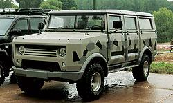 """Новому армейскому джипу-трансформеру марки """"УАЗ"""", скорее всего, будет принадлежать будущее, но далекое"""