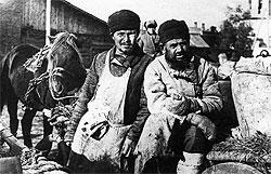 Во время татаро-монгольского ига татары относились к московской элите и жили в Кремле