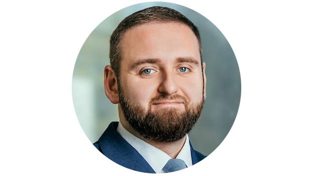 Первый вице-президент, член правления Газпромбанка Алексей Попович