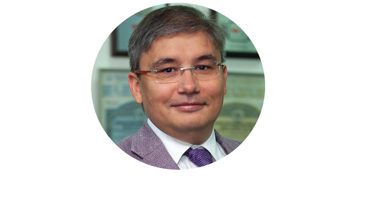 Равиль Юсипов, заместитель гендиректора УК ТФГ