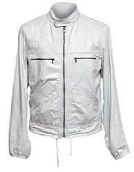 Куртка из кожи, Burberry (с учетом скидки 50% — 32 264 руб.)