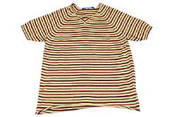 T-shirt из хлопка, Junya Watanabe (Podium, с учетом скидки 50% — 5400 руб.)