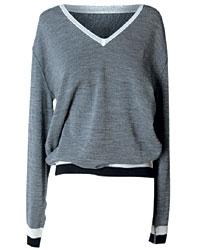 Пуловер из хлопка, Jil Sander (James, с учетом скидки 50% — 12 025 руб.)