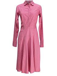 Платье из хлопка, Jil Sander(Soho, с учетом скидки 70% – 8658 руб.)