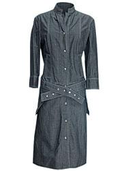 Платье из хлопка, Jil Sander(Soho, с учетом скидки 70% – 9457 руб.)